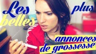 Video Les plus belles annonces de grossesse - Natoo MP3, 3GP, MP4, WEBM, AVI, FLV Agustus 2017