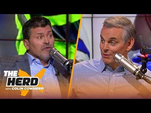 Freddie Kitchens is the Browns biggest issue, talks Seahawks win — Mark Schlereth   NFL   THE HERD