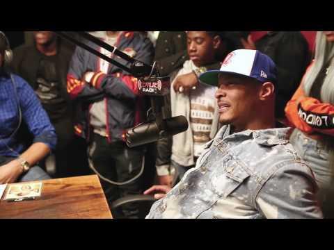 Download DTLR Radio  |  T.I. talks Hustle Gang, Favorite Comedians, Teaching Children about Business MP3