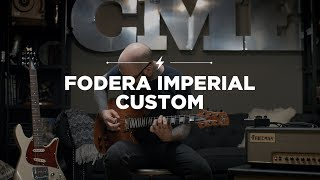 The Imperial Guitar, our single cut offering, combines the classic thick rich tone of guitars from the '50s updated with modern aesthetic, playability, and construction techniques. Gear Used:Fodera Imperial Custom Guitar (https://goo.gl/V2vGzG)Strymon El Capistan (https://goo.gl/NdV2BY)Friedman Dirty Shirley Amp (https://goo.gl/DyMtfp)Aston Mic (https://goo.gl/AkiLEL)Shure SM-57 (https://goo.gl/2cafJe)*All riffs are original compostions from Micah's band: MAGRATHEA