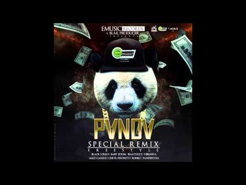 PVNDV Special Remix - Ronko Mc feat. Pandesousa, Biancucci, Neblinna MC, Alez, Garrix, Che, Blak y Cril (Video)