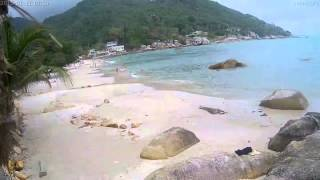 Samui Crystal Bay Yacht Club 2015-01-11 Full Day timelapse