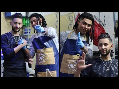 Barbershop DoDo New Hairstyle For artist LSAN L7A9