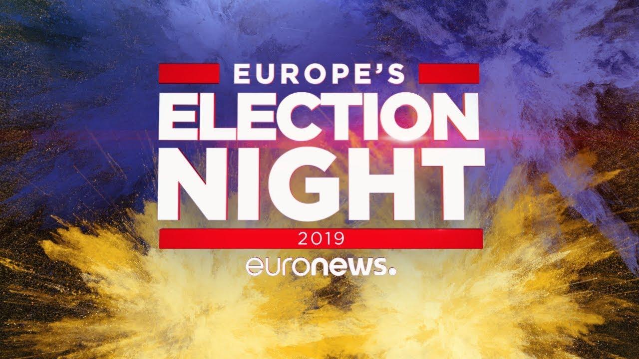 LIVE | Ευρωεκλογές 2019: Η βραδιά των εκλογών στο euronews