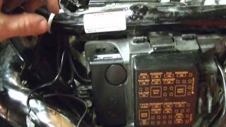 9. Motorcycle Security: Installing a Harley Davidson Security System Smart Siren 2 on a 2008 Road Glide