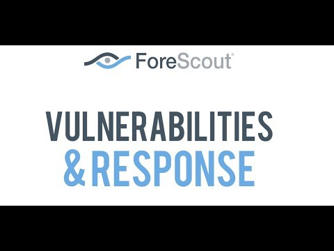 ForeScout CounterACT: Vulnerability Hunting & Protection
