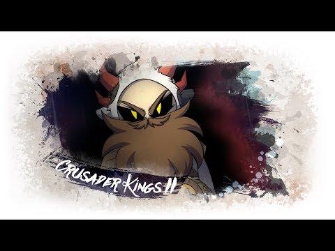 Crusaders Kings 2 Warhammer: Geheimnisnacht[s4.ep7] - Передел мира и Спинды