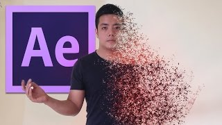Adobe after effects tutorial: Disintegration Effect Video Stock: http://aevideos.net/after-effects-tutorial-disintegration... ▷Please...