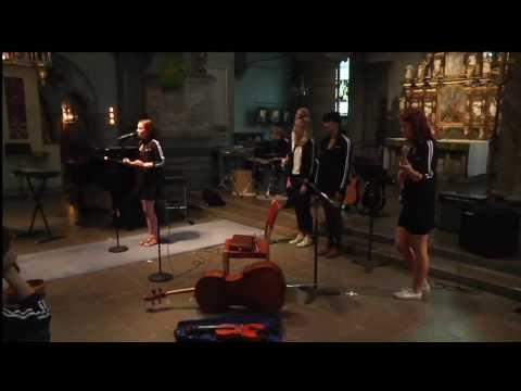 Nikolaikyrkans sommarmusiker 2012 (del 1) Ängeln i rummet