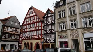 Alsfeld Germany  City pictures : Medieval Frame House Market Place in Alsfeld / Germany