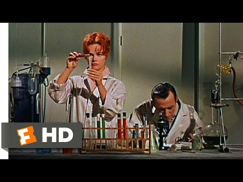 The Angry Red Planet (9/10) Movie CLIP - The Cure (1959) HD