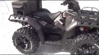 10. 2015 Polaris Sportsman 850 Sp (Upgrades)