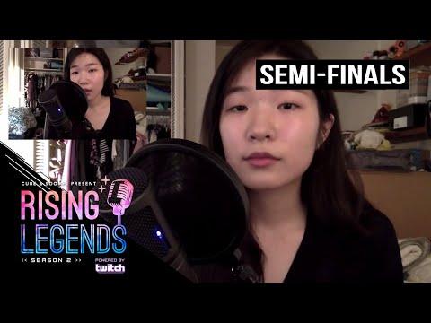 11:11 - Taeyeon - silv3rt3ar (Elise) ☆ [Cube x Soompi Rising Legends Semi-Finals]