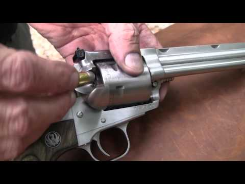 Ruger - Shooting and showing the 7 1/2