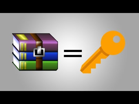 How To Bypass WinRar Password In 2019