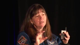 Astronaut Cady Coleman - Collaborative Innovation as a Force Multiplier