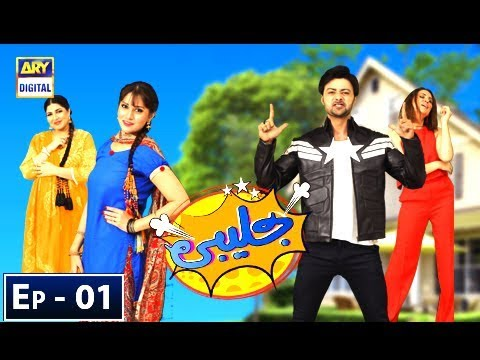 Jalebi Episode 1 - 15th December 2018 - ARY Digital Drama