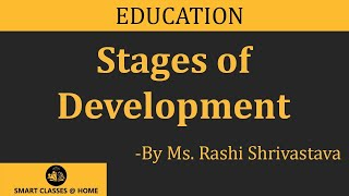This is a part of lecture presented by Rashi Shrivastava, Asst. Professor of (B.S.T.C, B.Ed.Department) Biyani Girls B.Ed. College. This video is about stages of ...