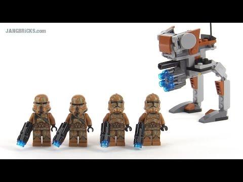 """Конструктор LEGO Star Wars 75089 """"Джеонозианские воины"""""""