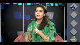 Exclusive Interview RJ Zeshan Awan With Kinza Mumtaz Abbasi  (The SCAMD Show)