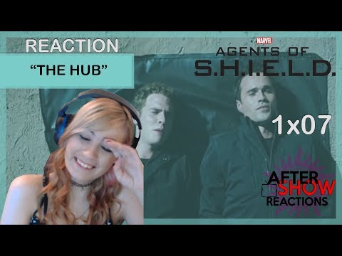Marvels Agents Of SHIELD S01E07 - The Hub Reaction