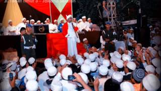 Majlis Nurul Musthofa - Nabiyil Huda Laa Tansani Video