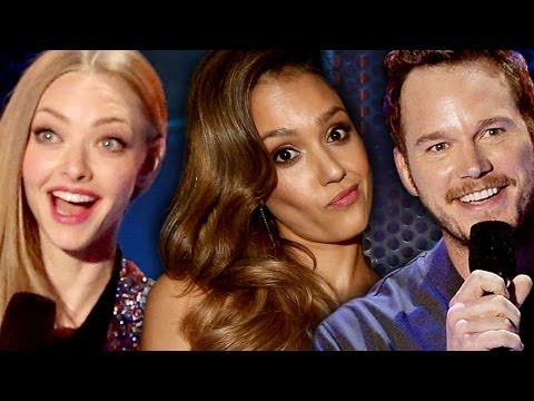 Awards - Best Moments from MTV Movie Awards ▻▻ http://bit.ly/1n5Ob8B More Celebrity News ▻▻ http://bit.ly/SubClevverNews #Fail was trending in our book for the MTV Mo...
