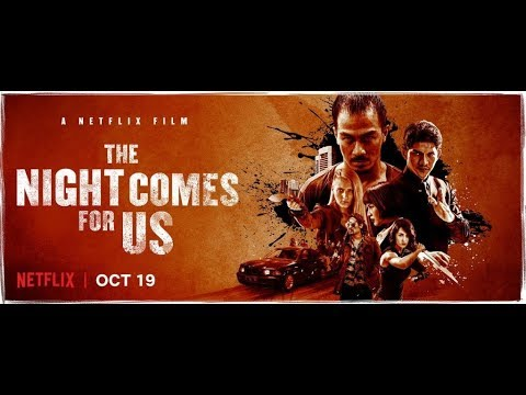 The Night Comes For Us - Short Review By Only Stupid Answer Podcast.