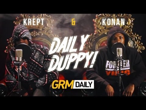 krept - Young Kingz out now on iTunes! - https://t.co/D0db2SmkPl Krept & Konan make their Daily Duppy debut with this epic episode influenced by their brand new mixt...