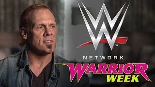 Sting on the legacy of Ultimate Warrior -