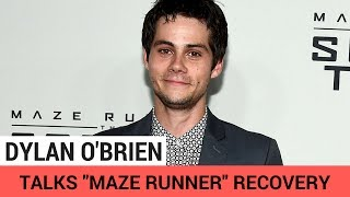 Subscribe to Hollywire for The Latest Pop and Music News Updates!  http://bit.ly/Sub2HotMinuteDylan O'Brien opens up about taking on those intense action scenes in his upcoming movie American Assassin, following that terrifying Maze Runner accident. Check out the details on today's Hollywire Hot Minute.Visit our website for all things celebrity  http://www.hollywire.com/Follow Hollywire!  http://bit.ly/TweetHollywireSend Electra a Tweet!  https://twitter.com/electraformosa Follow Electra on Instagram!  https://www.instagram.com/electraformosa