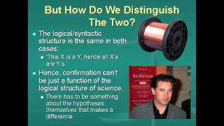 The Problem of Induction and Russell's Chicken (Lecture 5, video #1 of 3)