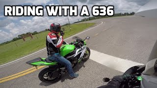 9. Riding with a 636 (Raw Footage) (1 of 2)