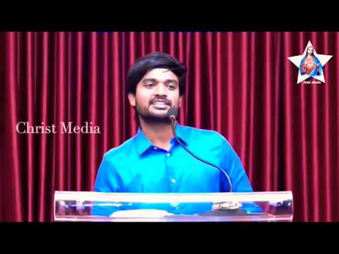 Special Encounter Message To Pastors By Bro P James - Desire Of Christ Inspirational Message