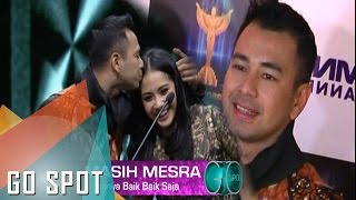 Video Raffi gandeng Gigi Di Panasonic Gobel Award [GoSpot] [15 Okt 2016] MP3, 3GP, MP4, WEBM, AVI, FLV Juli 2019