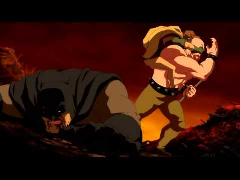 Batman: The Dark Knight Returns Part 1 Trailer