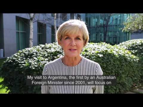 Ministra de Asuntos Exteriores de Australia visita Panamá
