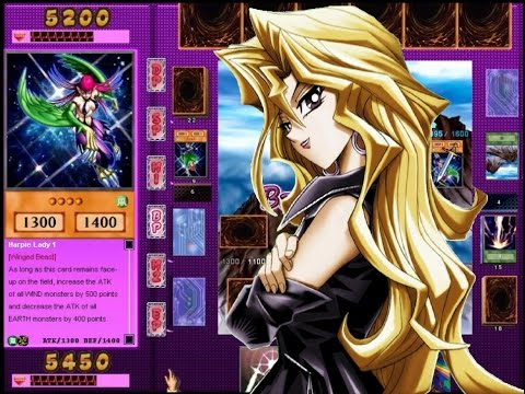 Yu-Gi-Oh! Power Of Chaos MAI, The Harpies Wrath (TEST)