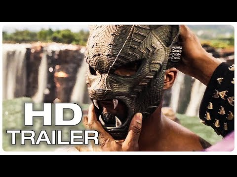 BLACK PANTHER Final Trailer Black Panther vs Killmonger (2018) Marvel Superhero Movie HD