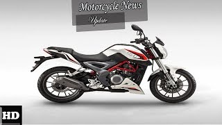 9. Hot News !!! 2018 Benelli Caffenero 150 Chassis Overview