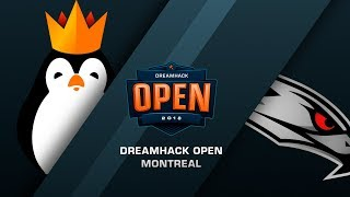 Kinguin vs AGO - DreamHack Open Montreal - map2 - de_train [ceh9]