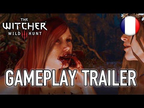 The Witcher 3 Wild Hunt : vidéo de gameplay inédite