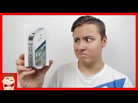 iPhone 4S в конце 2017 – ОГОНЬ ТЕЛЕФОН ЗА КОПЕЙКИ!