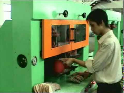 Insole making machine LG-2207BM
