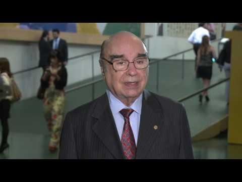Deputado Bonifácio de Andrada defende o Parlamentarismo Presidencializado