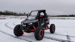 7. RZR RS1 on 32's