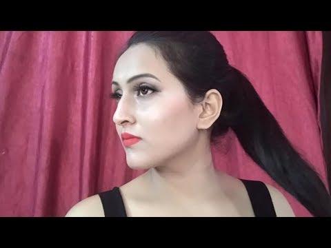 Night Time Glam Makeup Look | Gracious Womanhood