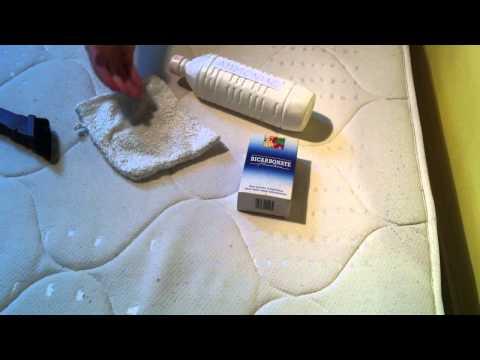 Comment nettoyer des taches d 39 urine sur un matelas la - Comment nettoyer l urine sur un matelas ...