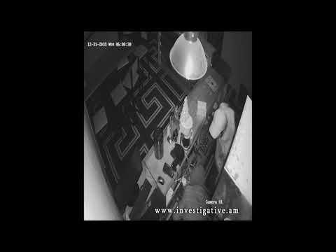 Գողության փորձ՝ սննդի կետից (տեսանյութ)