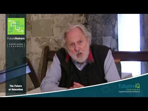 FutureMakers: The Future of Education | Official Website of David Puttnam | Atticus Education | Education